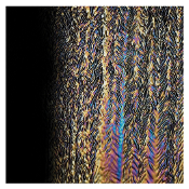 000100-0025 Herringbone Ripple, Iridescent