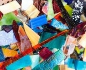 Mosaic Stained Glass- 1lb.