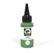 112-Color Line Pen,Green 2.2oz.