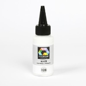 128-Color Line Pen,White 2.2oz.