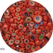 Millefiori Red 90coe-1oz.