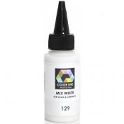 129 Color Line Pens, Mixing White, 2.2 oz