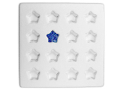 6506 Star Earring Pod Cube Tray