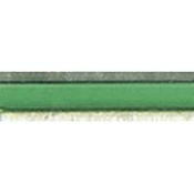 F-7211-Effetre Rod Green/Crystal 104 coe 5-6mm Share