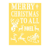 8.5'' x 11''Christmas Quotes