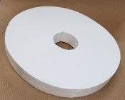 "Fiber Paper Roll, 1/8"" Thick (2"" wide x100 ft long)"